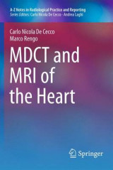 Omslag - MDCT and MRI of the Heart