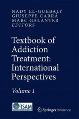 Omslag - Textbook of Addiction Treatment: International Perspectives