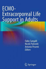 Omslag - ECMO-Extracorporeal Life Support in Adults