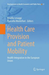 Omslag - Health Care Provision and Patient Mobility