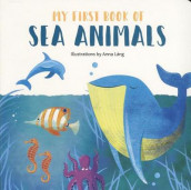 Sea Animals av Anna Lang (Kartonert)