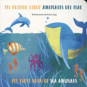 Sea Animals/Animales del Mar av Anna Lang (Kartonert)