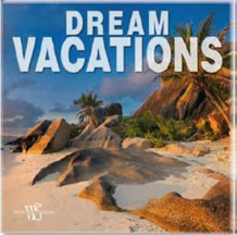 Dream vacations cubebook (Innbundet)