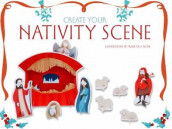 Create Your Nativity Scene av Anna Lang (Samlepakke)