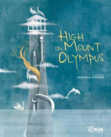 Omslag - High on Mount of Olympus