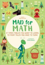 Omslag - Mad For Math: Fairy Tale Reign