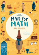 Omslag - Mad For Math: Spy School