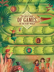 The Great Book of Games in the Fairy World av Anna Lang (Innbundet)
