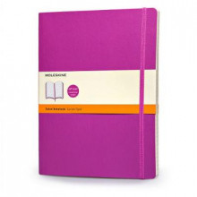 Moleskine Soft Extra Large Orchid Purple Ruled Notebook av Moleskine (Notatblokk)