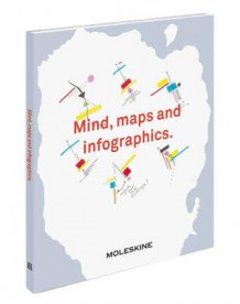 Mind, Maps and Infographics. av Moleskine (Innbundet)
