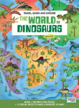 Omslag - The The World of Dinosaurs