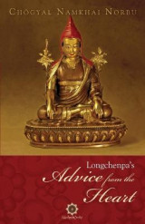 Omslag - Longchenpa's Advice from the Heart
