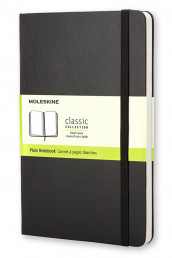 Omslag - Plain notebook L. Moleskine