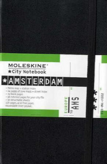 City notebook. Amsterdam. Moleskine (Dagbok)