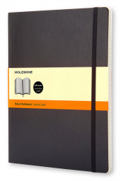 Omslag - Moleskine Soft Xlarge Ruled Notebook