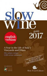 Omslag - Slow Wine Guide 2017