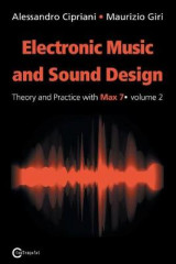 Omslag - Electronic Music and Sound Design - Theory and Practice with Max 7 - Volume 2 (Second Edition)