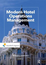 Omslag - Modern Hotel Operations Management