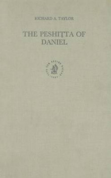 The Peshitta of Daniel av Richard A. Taylor (Innbundet)