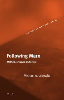 Following Marx av Michael A. Lebowitz (Innbundet)