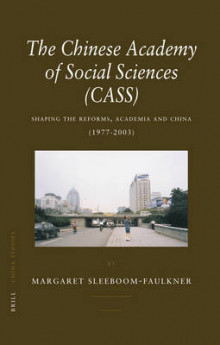 The Chinese Academy of Social Sciences (CASS) av Margaret Sleeboom-Faulkner (Innbundet)