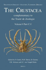 Omslag - Treatise on Zoology - Anatomy, Taxonomy, Biology - The Crustacea: Volume 9 Part C