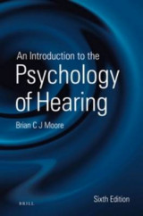 Omslag - An Introduction to the Psychology of Hearing