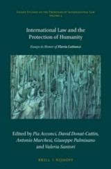 Omslag - International Law and the Protection of Humanity