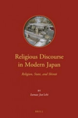 Omslag - Religious Discourse in Modern Japan