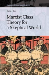 Omslag - Marxist Class Theory for a Skeptical World