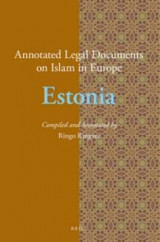 Omslag - Annotated Legal Documents on Islam in Europe: Estonia