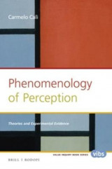 Omslag - Phenomenology of Perception
