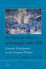 Omslag - An Agrarian History of Portugal, 1000-2000