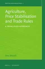 Omslag - Agriculture, Price Stabilisation and Trade Rules