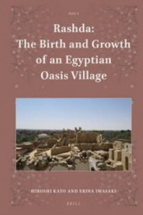 Omslag - Rashda: The Birth and Growth of an Egyptian Oasis Village