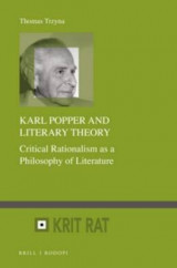 Omslag - Karl Popper and Literary Theory