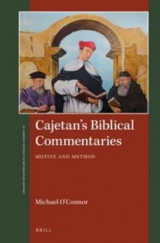 Omslag - Cajetan's Biblical Commentaries