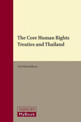Omslag - The Core Human Rights Treaties and Thailand