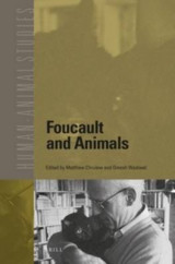 Omslag - Foucault and Animals
