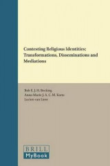 Omslag - Contesting Religious Identities
