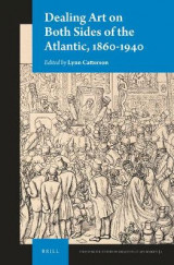 Omslag - Dealing Art on Both Sides of the Atlantic, 1860-1940