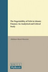 Omslag - The Negotiability of Debt in Islamic Finance