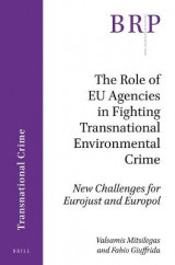 Omslag - The Role of EU Agencies in Fighting Transnational Environmental Crime