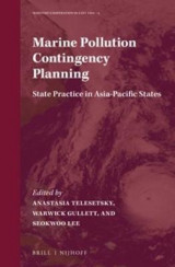 Omslag - Marine Pollution Contingency Planning