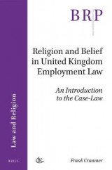 Omslag - Religion and Belief in United Kingdom Employment Law