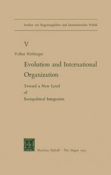 Evolution and International Organization av Volker Rittberger (Heftet)