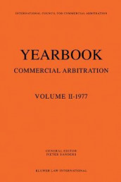 Yearbook Commercial Arbitration: Volume II - 1977 av Albert Jan van den Berg (Heftet)