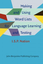 Making and Using Word Lists for Language Learning and Testing av I.S.P. Nation (Innbundet)