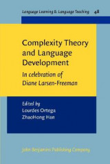 Omslag - Complexity Theory and Language Development