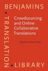 Omslag - Crowdsourcing and Online Collaborative Translations
